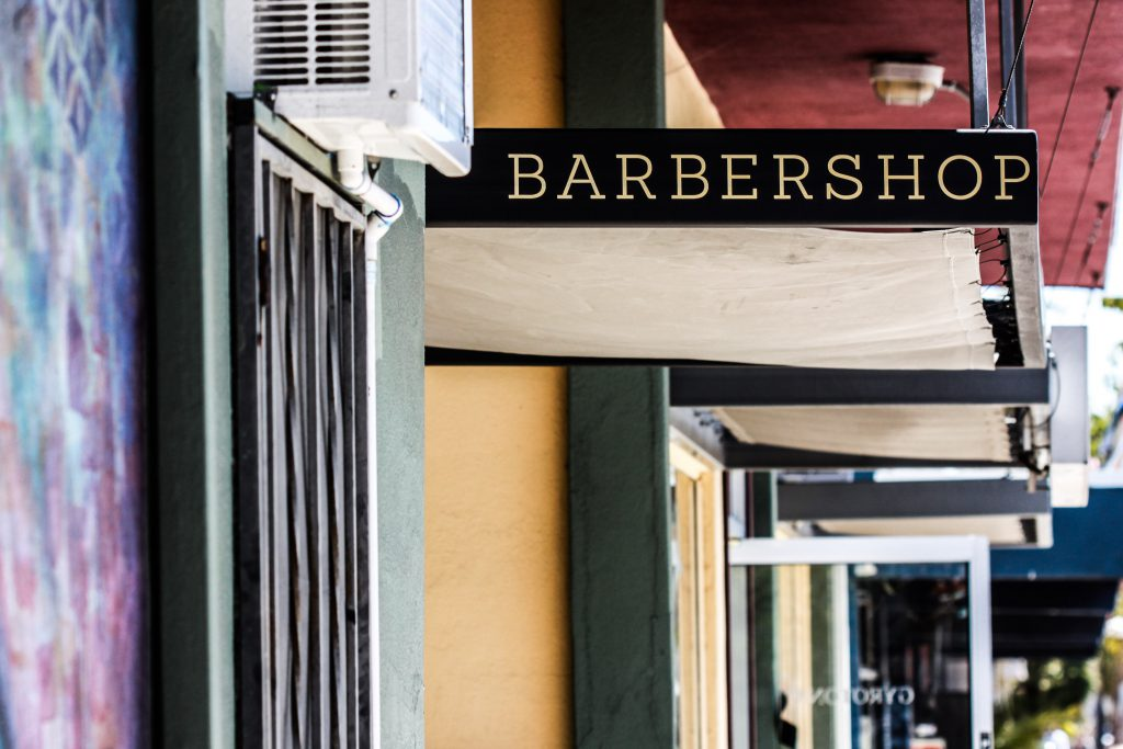 barbershop online booking system