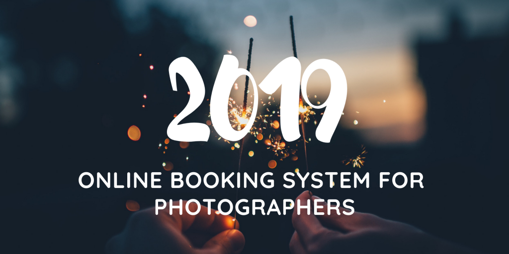 online booking system for photographers